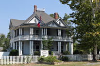 Kirby-Hill House: Texas Historical Marker