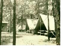 Lufkin Civilian Conservation Corp Camp: Texas Historical Marker